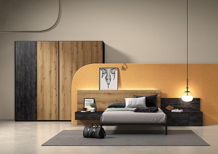 Muebles de diseño moderno