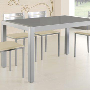 Mesa extensible para 4 personas