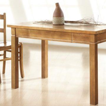 mesa-fija-fresno-I-505Mesa de madera de fresno para la cocina